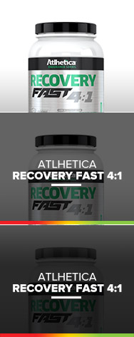 RECOVERY FAST 4:1 - ATLHETICA
