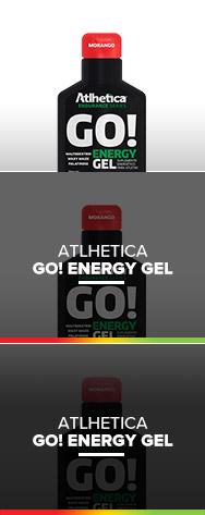 GO! ENERGY GEL - ATLHETICA
