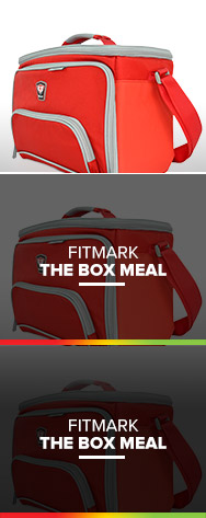 THE BOX MEAL - FITMARK
