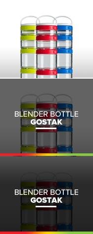GOSTAK - BLENDER BOTTLE