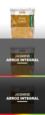 ARROZ CATETO INTEGRAL - JASMINE