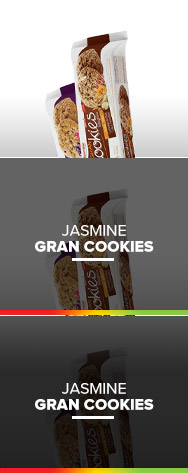 GRAN COOKIE INTEGRAL - JASMINE
