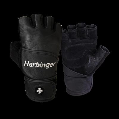 Luvas de Musculação Classic c/ Munhequeira - Harbinger