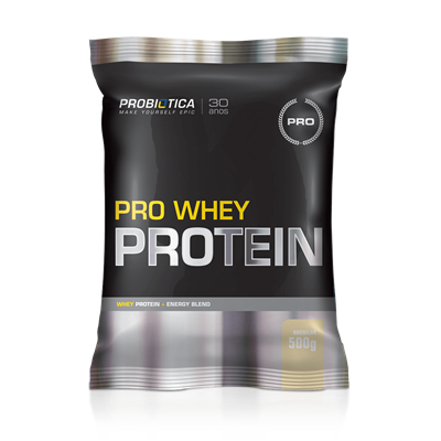 Pro Whey Protein - Probiótica