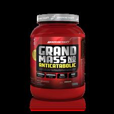 Grand Mass 3500 Titanium Series - Body Action