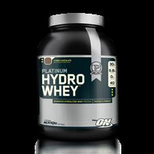 Platinum Hydro Whey ( Whey Hidrolizado ) - Optimum Nutrition
