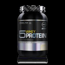 Ultimate 5 Whey Protein - Probiótica