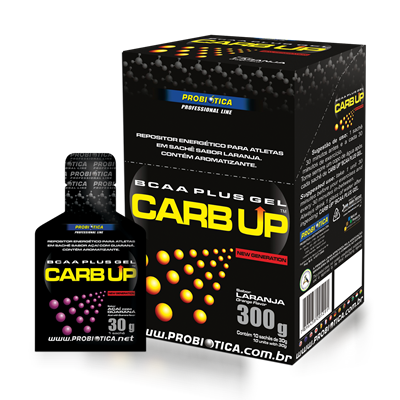 Carb Up Gel - Probiótica