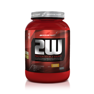 2 Whey Protein - Body Action