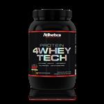 4 Whey Tech - Atlhetica Evolution