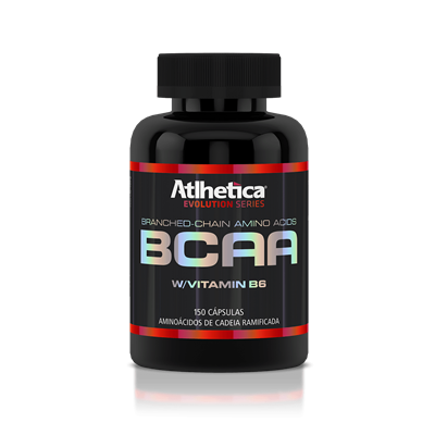 BCAA c/ Vitamina B6 - Atlhetica Evolution