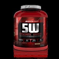 5W Whey Protein - BodyAction