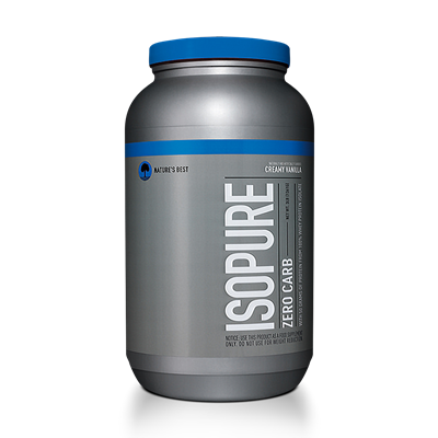 Zero Carb ISOPURE Perfect - Nature's Best