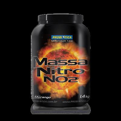 Massa Nitro NO2 - Probiótica