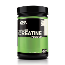 Creatina Powder Creapure - Optimum Nutrition