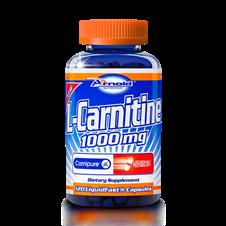 L-Carnitina 1000mg Caps - Arnold Nutrition