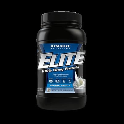 Elite 100% Whey Protein - Dymatize