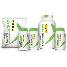 Combo massa muscular hipertrofia máxima - X-Pharma