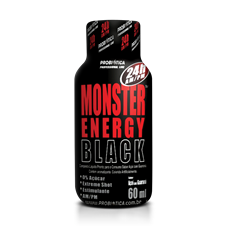 Monster Energy Black - Probiótica