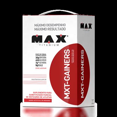 MXT Gainers - Max Titanium
