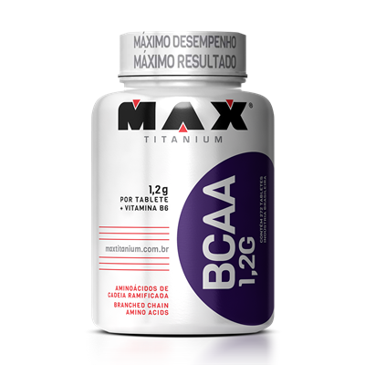 Bcaa 1,2 G - Max Titanium