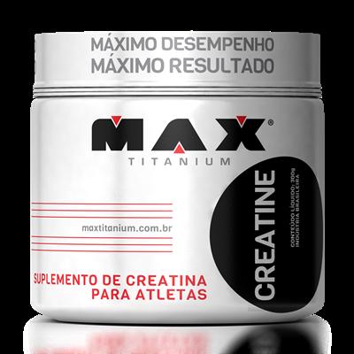 Creatine Max - Max Titanium
