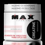 Creatina Max - Max Titanium