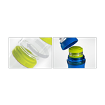 GoStak Starter 4Pak - Blender Bottle