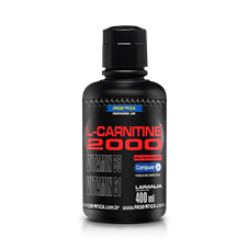 L-Carnitina 2000 (400 ml) - Probiótica