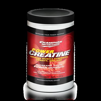 Creatina 100% Pure - Champion Nutrition