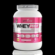 Whey Pro-F (Desenvolvido para Mulheres) - Body Action