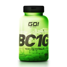 BC1G (BCAA 1000mg) Ultra Premium - GO Nutrition