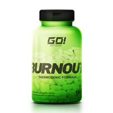 BurnOut (Thermogenic Formula) Ultra Premium - GO Nutrition