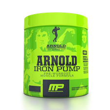 Iron Pump - Arnold Series