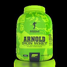Iron Whey Protein - Arnold Series