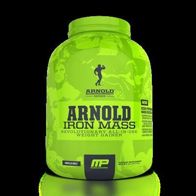 Iron Mass - Arnold Series