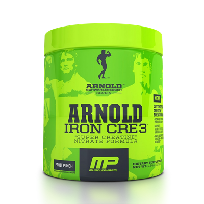 Iron Cre3 - Arnold Series