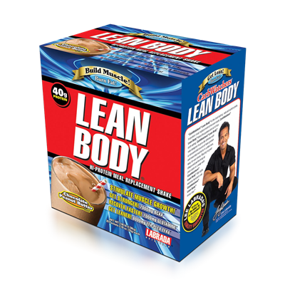 Lean Body Original - Labrada