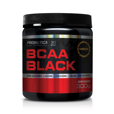 BCAA Black (Pó) - Probiotica