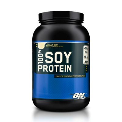 100% Soy Protein - Optimum Nutrition
