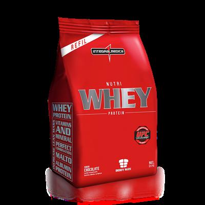 Nutri Whey Protein 900g Refil - IntegralMedica
