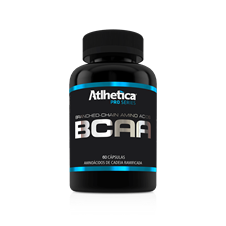 BCAA Pro Series (60 caps) - Atlhetica Nutrition