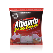 Albumin Protein - Atletica Nutrition