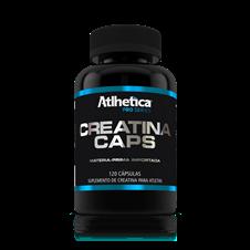 Creatina Caps - Atlhetica Pro Series