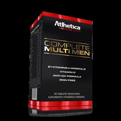 Complete Multi Men - Atlhetica Evolution Series