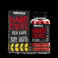 Hardcore Red Caps - Atlhetica Hardcore Series