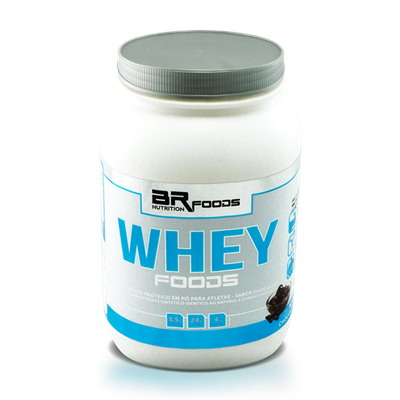 Whey Protein Foods (2000g) - BR Foods