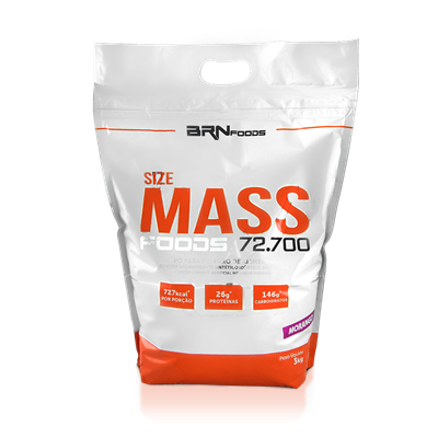 Size Mass 72700 - BR Foods