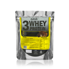 3 Whey Protein Refil - Nutraly