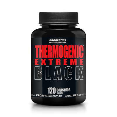Thermogenic Extreme Black - Probiótica